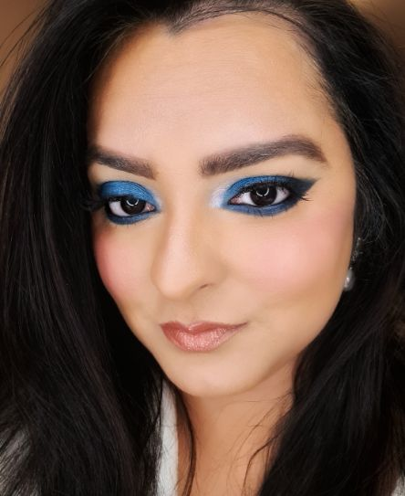 QC Makeup Academy Student Ambassador, Harleen Kaur Talwar, Headshot