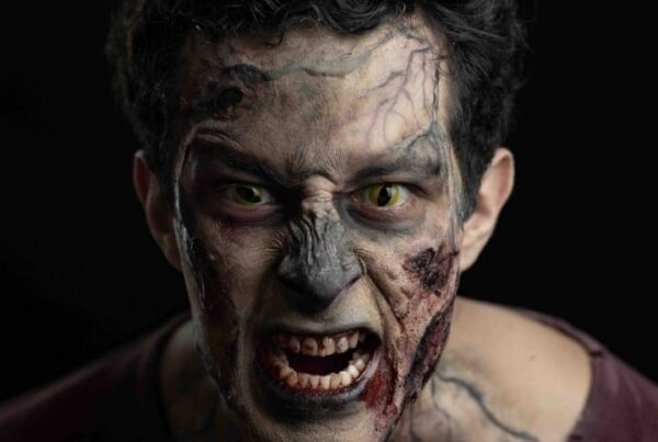 Special effects makeup course zombie assignment article Feature Image