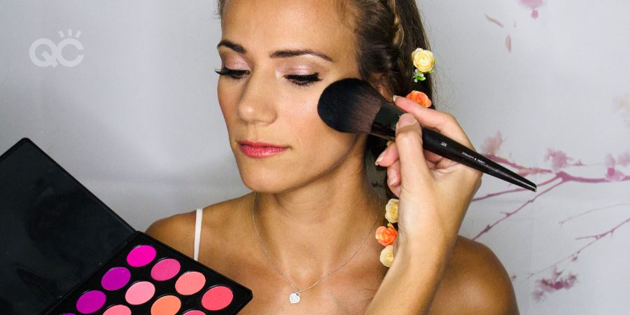 Makeup classes article, Veronika Kelle, May 21 2021