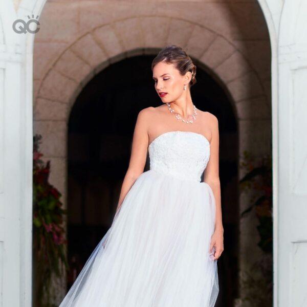 Paula Alleyne makeup portfolio wedding image 1