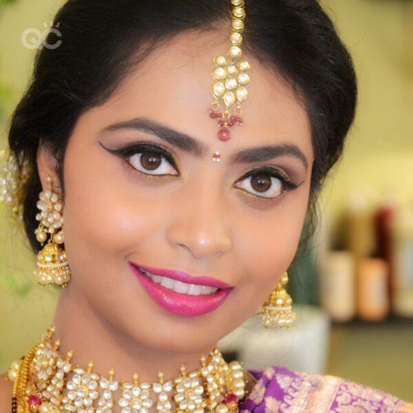 QC Makeup Academy Ambassador Harleen Kaur portfolio image 1
