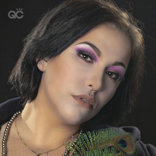 School of makeup article, June 17 2021, Luzaan de Bruyn headshot