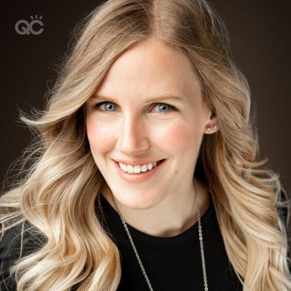 Becoming a skincare consultant article, June 18 2021, Katie Stegeman headshot