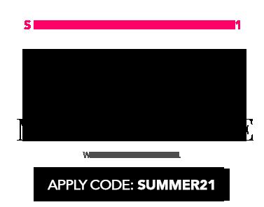 QC Makeup Academy Summer School 2021 Promo Inlay