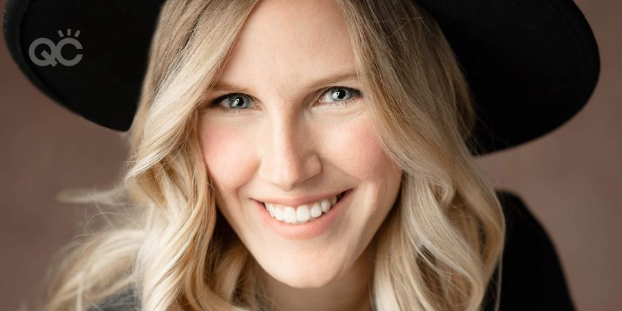 Makeup portfolio article, July 23 2021, Katie Stegeman headshot