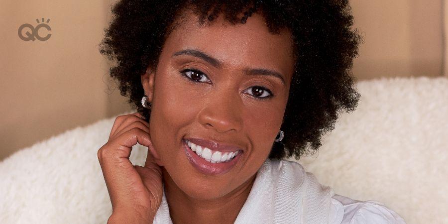 Makeup business article, July 28 2021, Paula Alleyne headshot