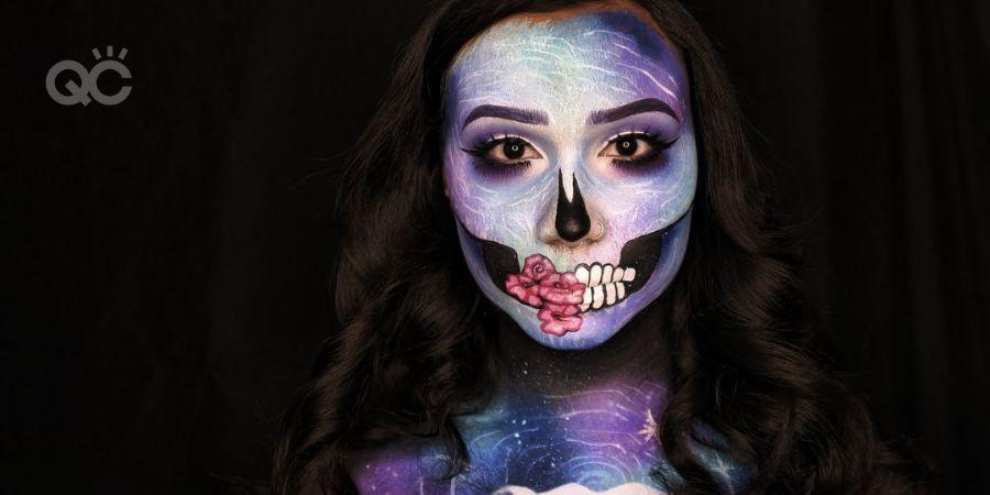 Makeup academy article, Aug 19 2021, in-post image 1, Gabrielle Rivera portfolio